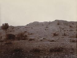 Shah Burj, Deeg. The point at which the first breach was made by Lord Lake's Army in 1804